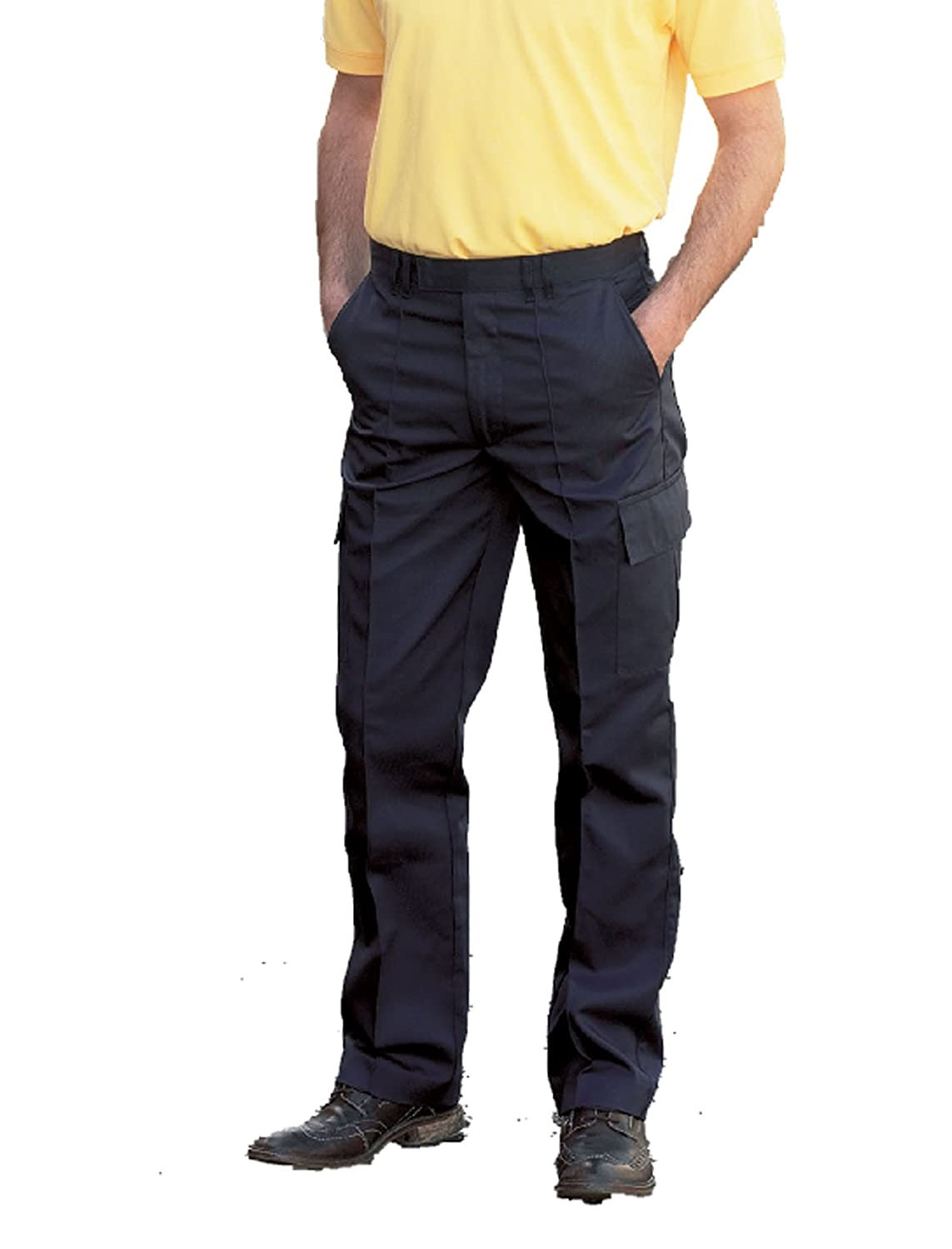 Mens Cargo Combat Work Trousers Sizes 28