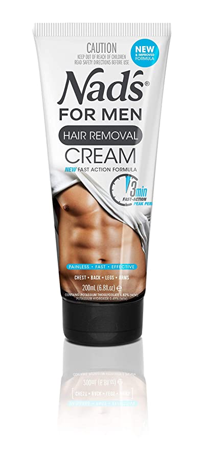 Buy Nad S Hair Removal Creme For Men 200ml Online At Low Prices In