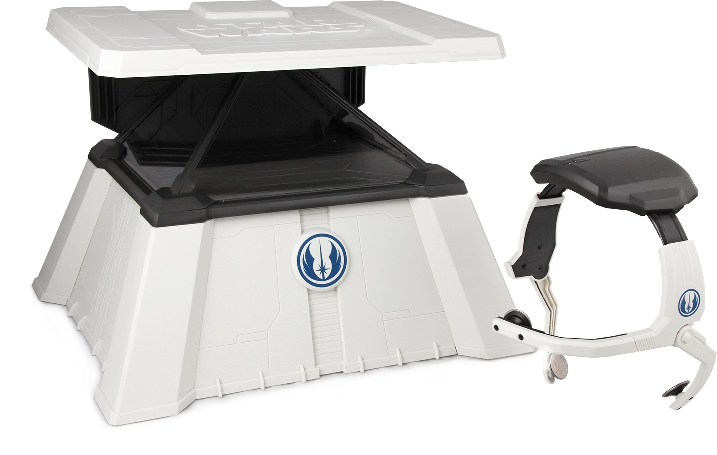 Star Wars Science Force Trainer II Brain-Sensing Hologram Electronic Game (works with select iPad and Android Tablets)