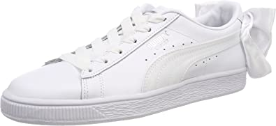 PUMA Basket Bow, Sneakers Basses Femme