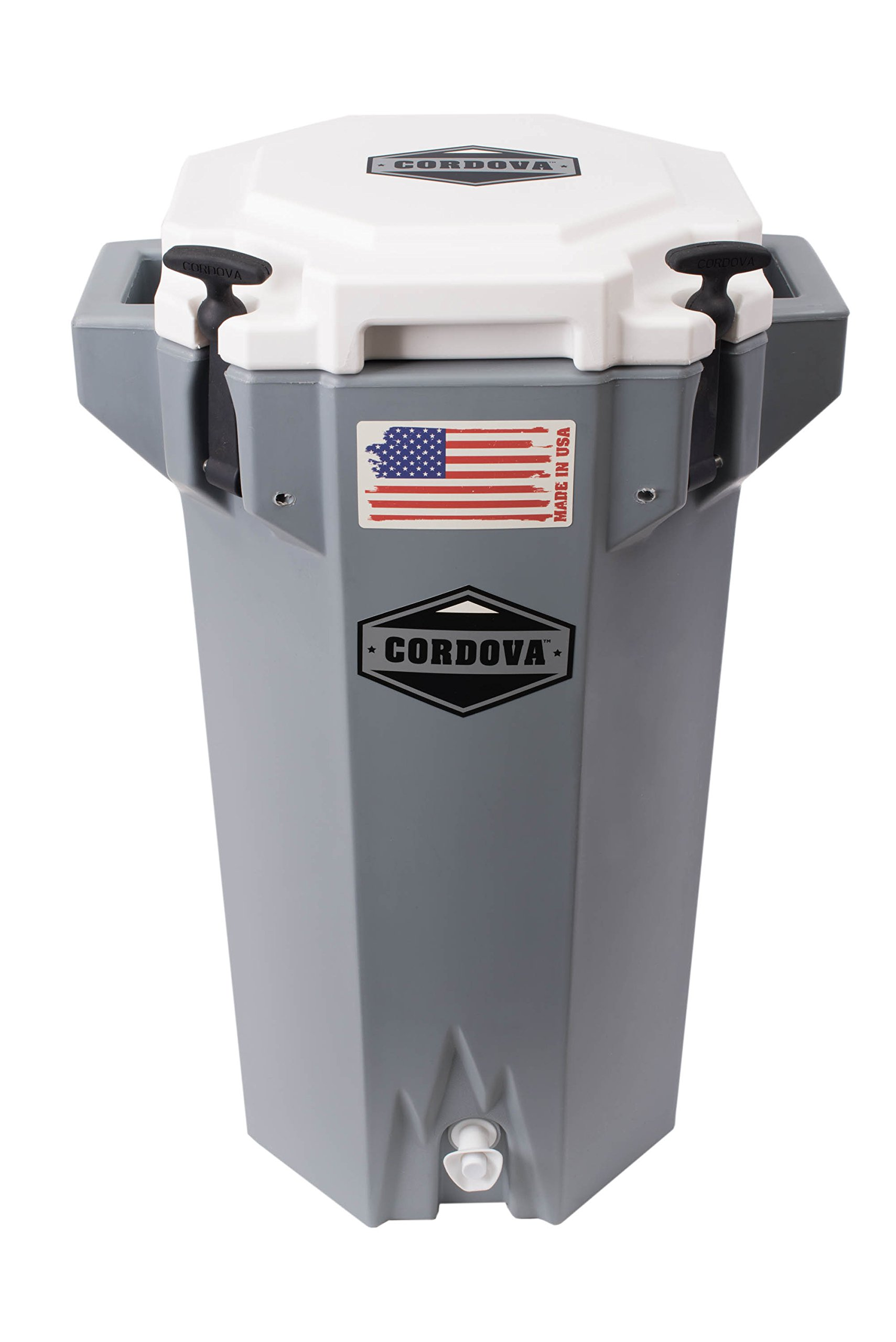 Cordova Coolers Hydro Jug 5 Gallon - Gray by Cordova Coolers