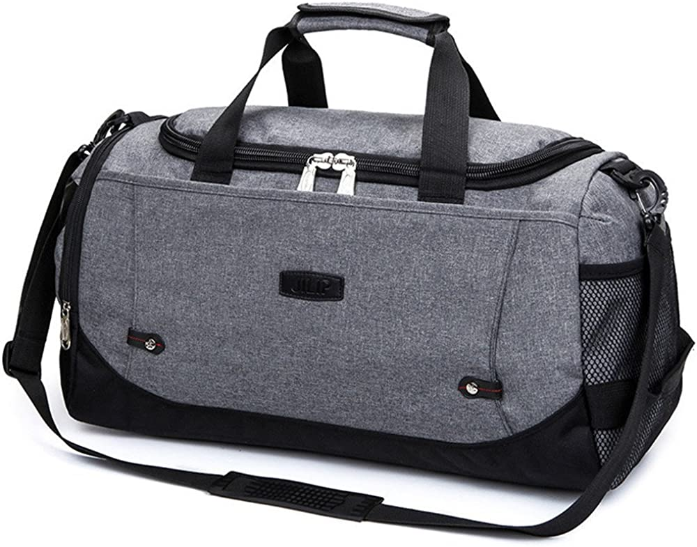Duffel Bag -Large Capacity Handbag Shoulder Bag for Travel Luggage Men Women