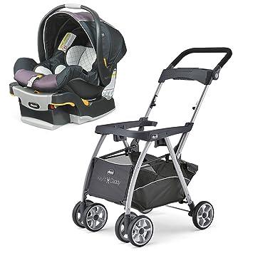 Amazon.com : Chicco KeyFit 30 Infant Caddy Stroller Frame, Car Seat ...