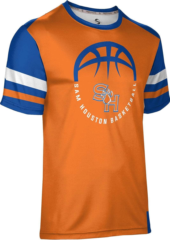 Old School Sam Houston State University Basketball Boys Performance T-Shirt