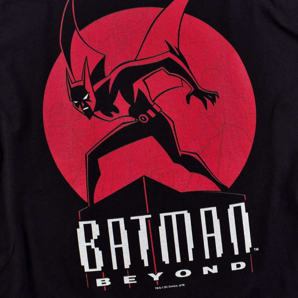 Amazon com popfunk batman beyond adult t shirt clothing