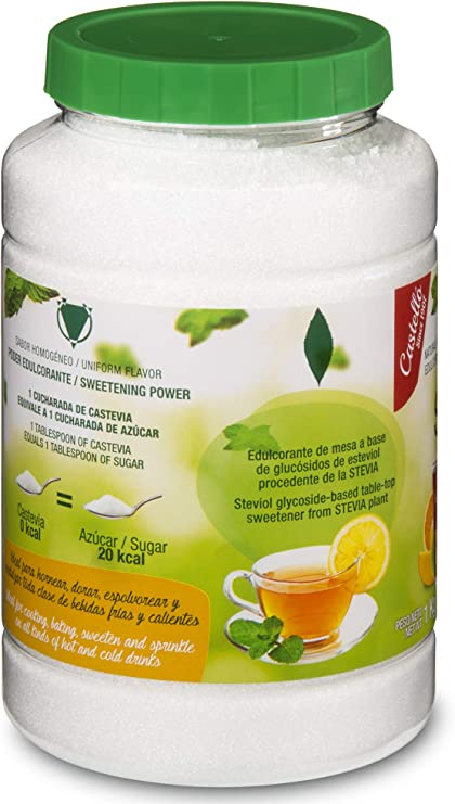 azucar iansa light con stevia y diabetes
