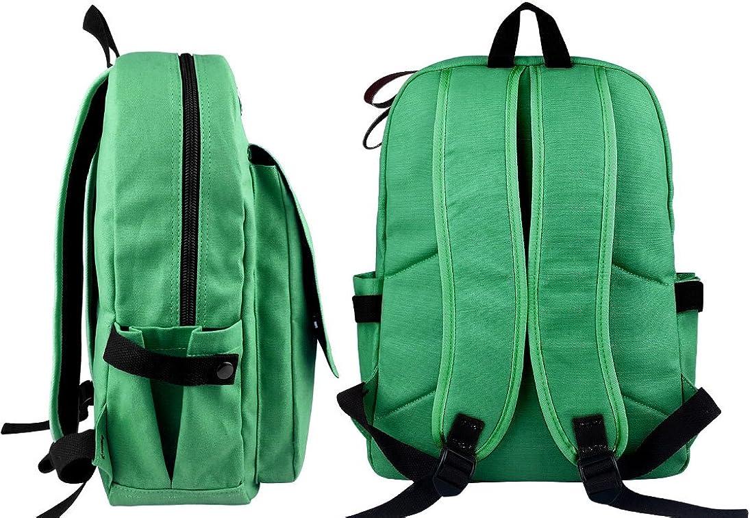 Gumstyle The Legend of Zelda Backpack Rucksack Knapsack Schoolbag Book Bag Daypack Satchel for Boys and Girls Cosplay