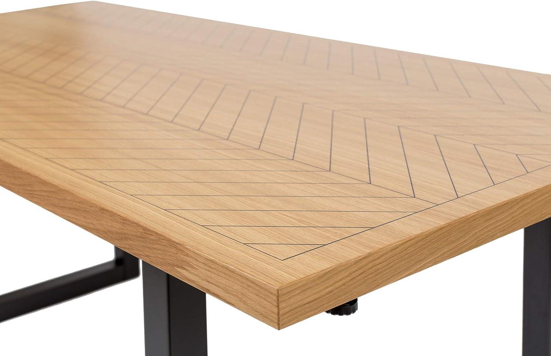 : PKline Esstisch Carmen 90x180 cm Küchentisch