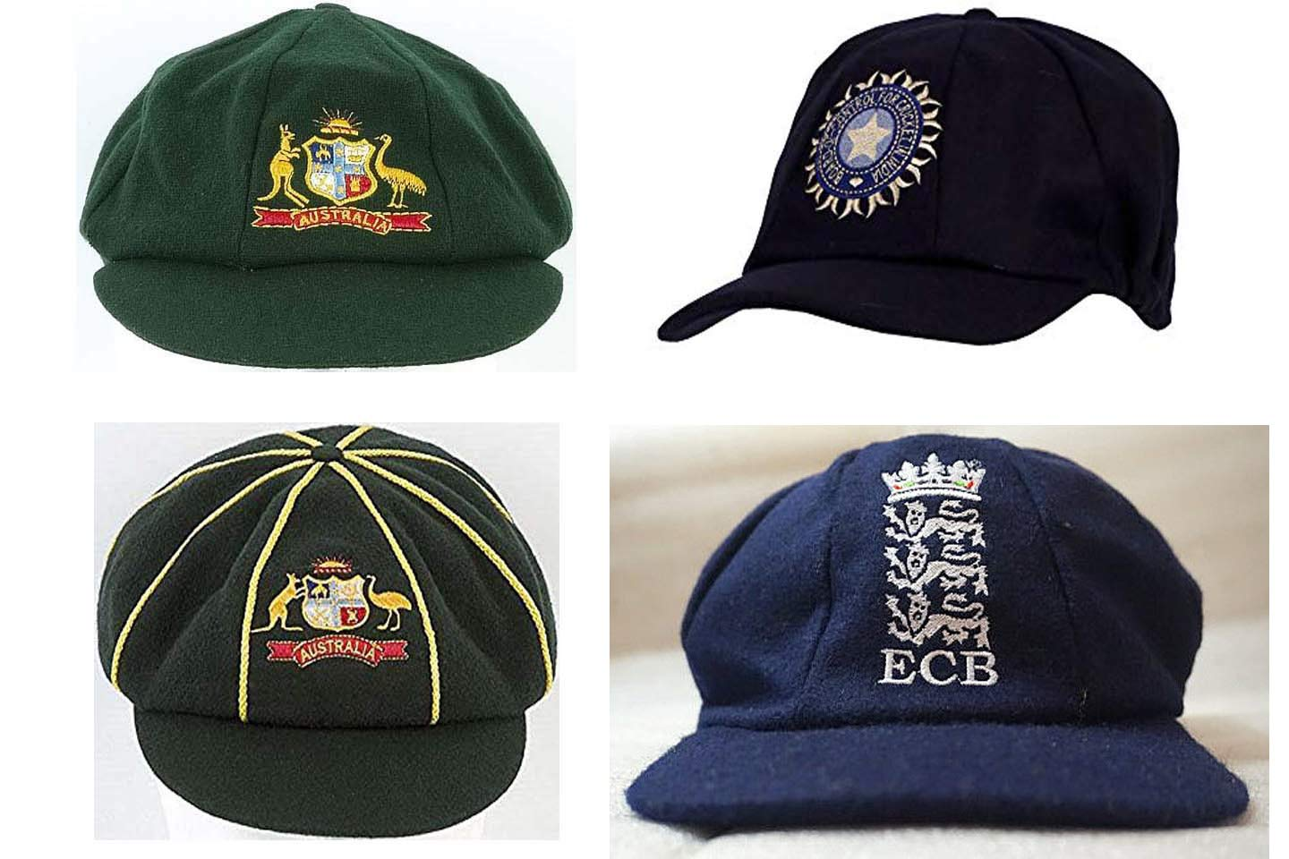 AG Mart Team India Cricket Baggy Cap 100% Woollen Australia England Cricket Test Cap (B0819P3LSG) Amazon Price History, Amazon Price Tracker