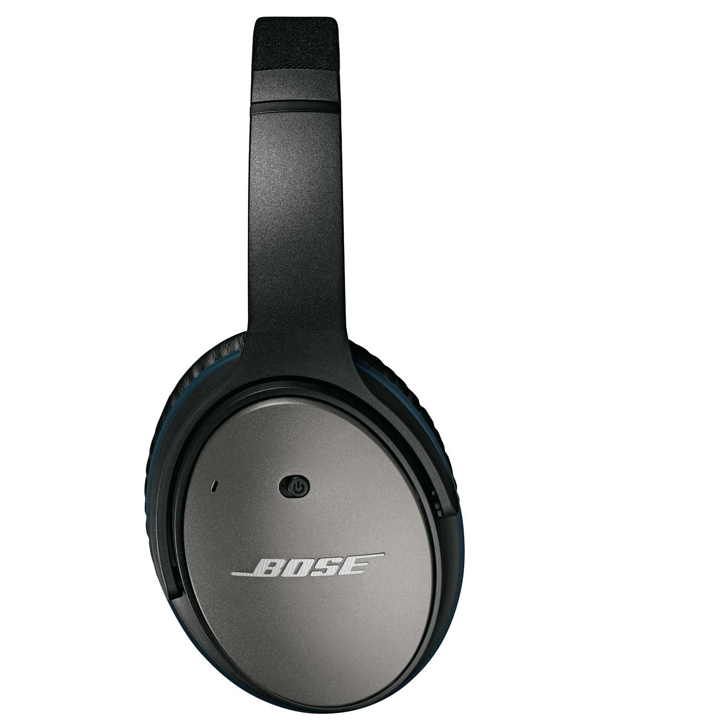 Bose QuietComfort 25 Acoustic Noise Cancelling Headphones for Apple devices - Black (wired, 3.5mm) by Bose (Image #4)