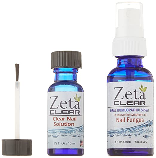 Zetaclear Nail Fungus Treatment Reviews Ingredients Side Effects