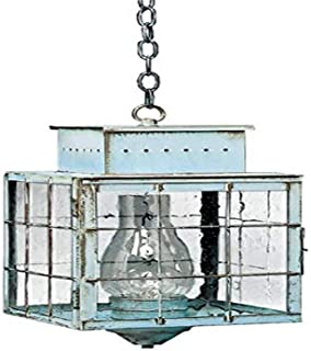 product image for Brass Traditions 412 SHAC Large Hanging Lantern 400 Series, Antique Copper Finish 400 Series Hanging Lantern