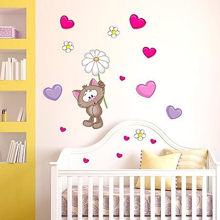 Adesivi Murali Per Cameretta Bambino Muro Camera Da Letto Bambini