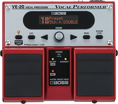 front facing boss ve-20