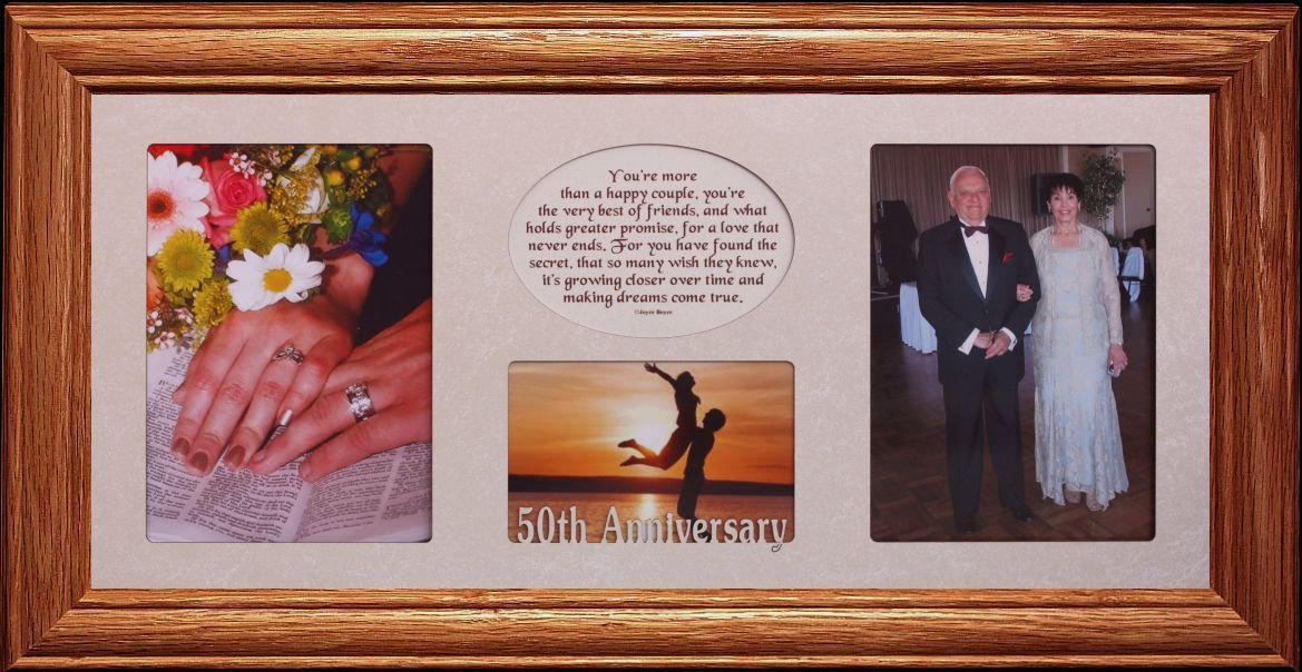 Amazon 7x15 50th Anniversary Laser Poetry 3 Opening Collage