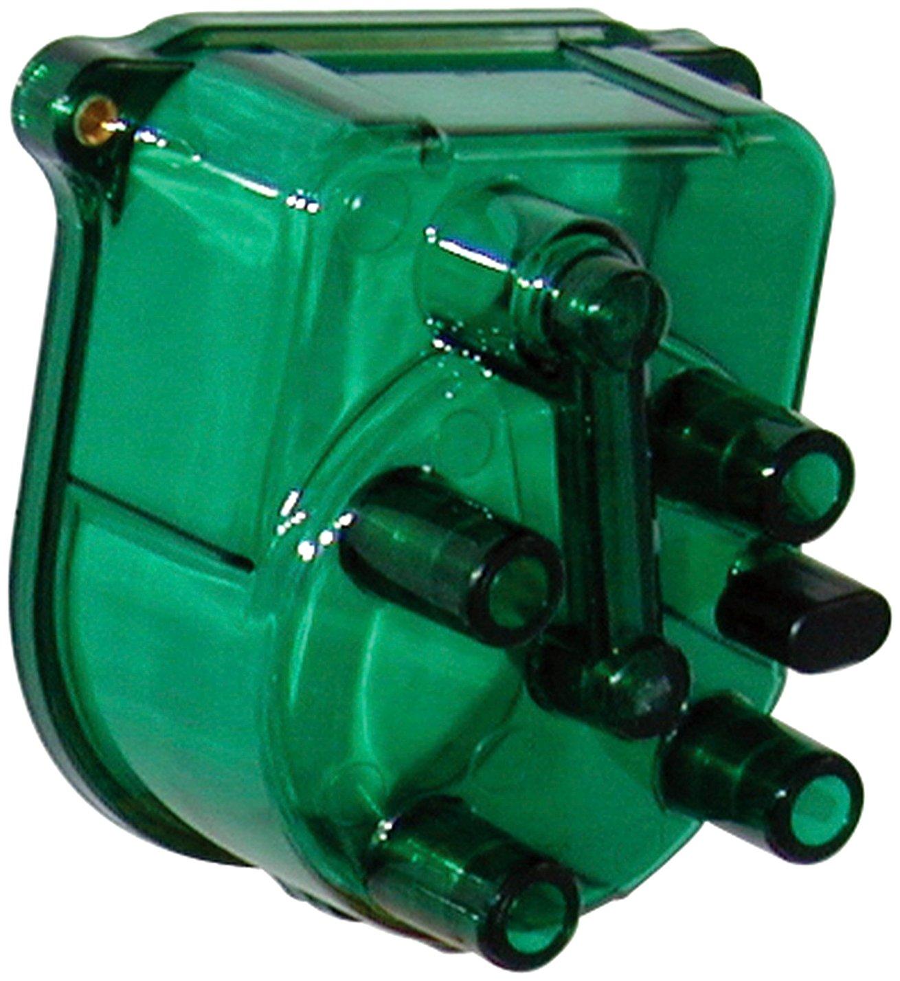 Moroso 78604 Green Distributor Cap for Honda