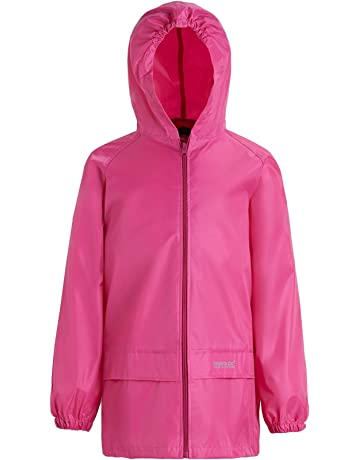 9a4296bc3d Regatta Stormbreak - Manteau imperméable - Enfant Unisexe