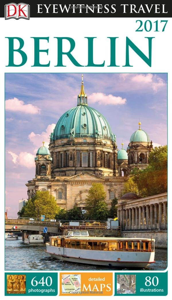 DK Eyewitness Travel Guide Berlin product image