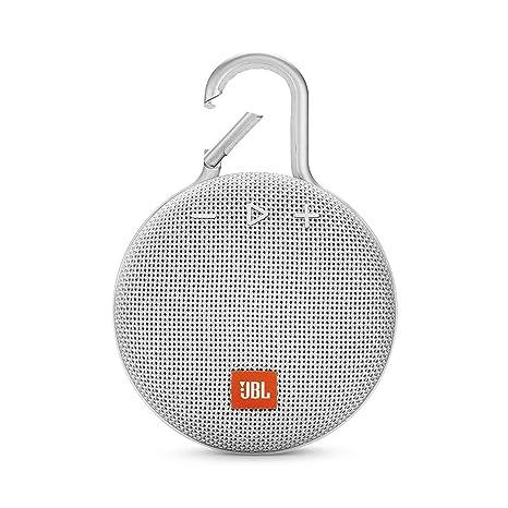 JBL Clip 3 Altavoz inalámbrico portátil con Bluetooth – Parlante resistente al agua (IPX7)