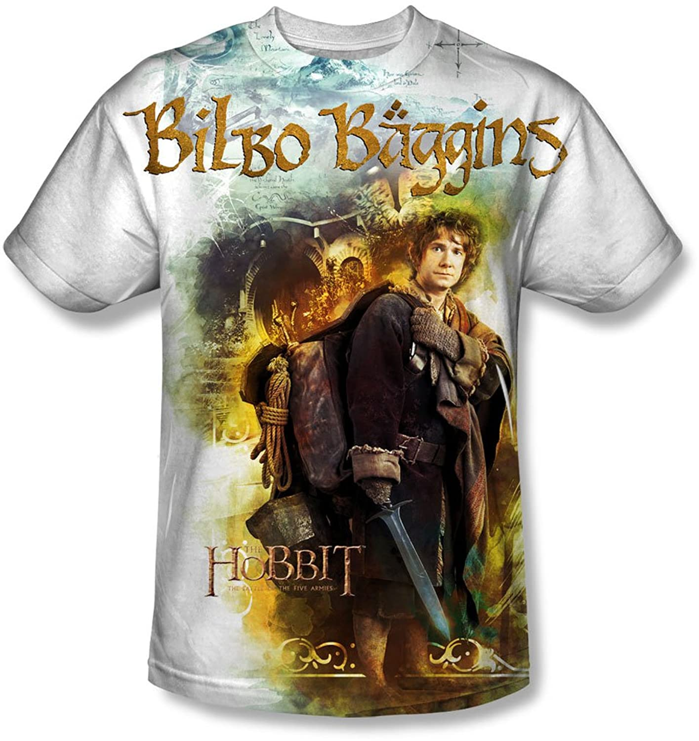 Hobbit - Youth Bilbo T-Shirt