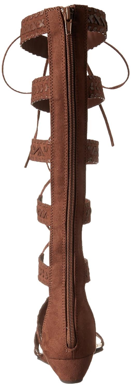Carlos Runder by Carlos Santana Frauen Kingston Runder Carlos Zeh Leger Sandalen mit KeilabsatzMustang 07378c