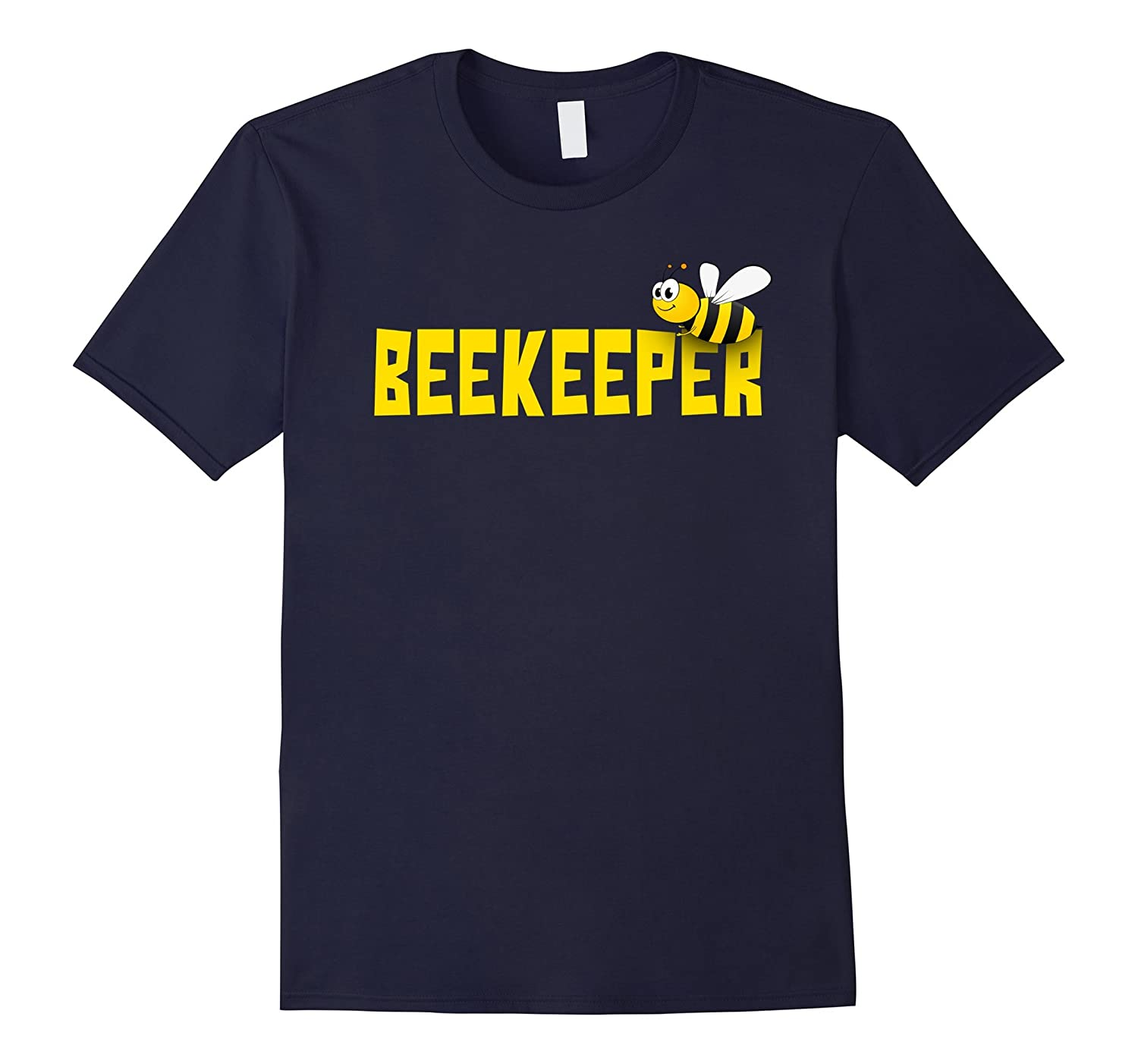 Bee Keeper Beekeeper | Funny Cute Beekeeping T-shirt-T-Shirt