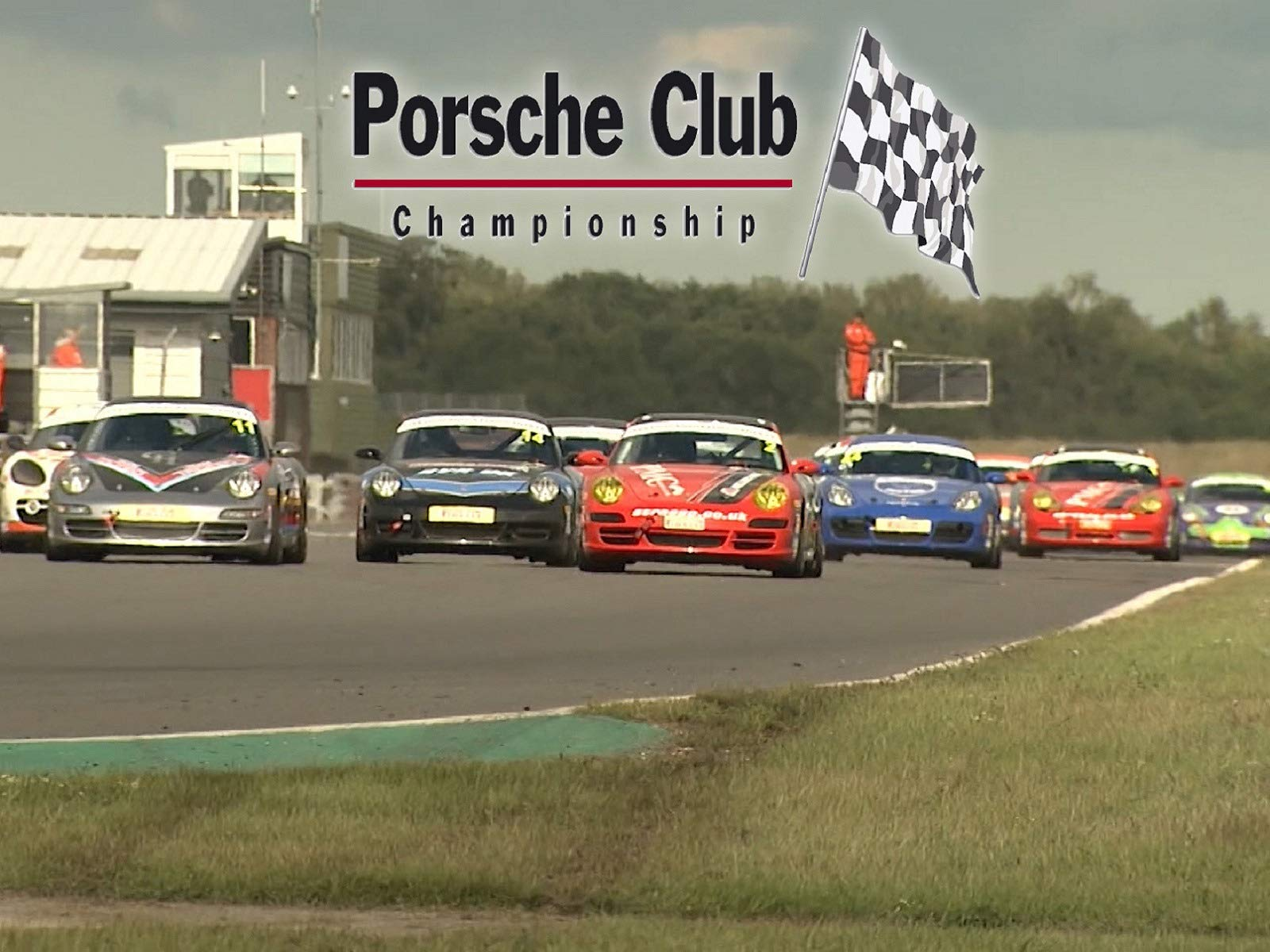 Porsche Club Championship on Amazon Prime Video UK