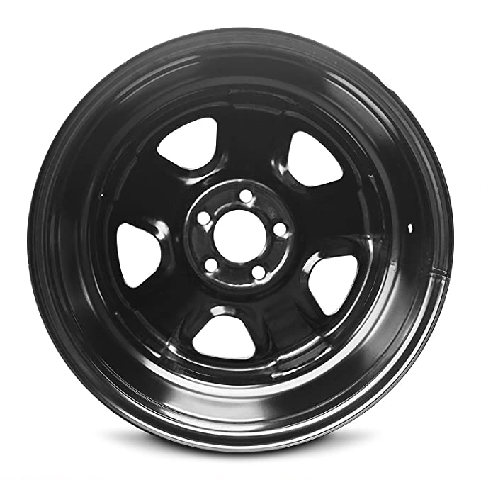 amazon new 18 x 7 5 inch 5 lug dodge charger 06 10 dodge 2015 Dodge Charger SRT8 amazon new 18 x 7 5 inch 5 lug dodge charger 06 10 dodge magnum 07 08 oem replica full size spare replacement for road ready wheels steel wheel rim