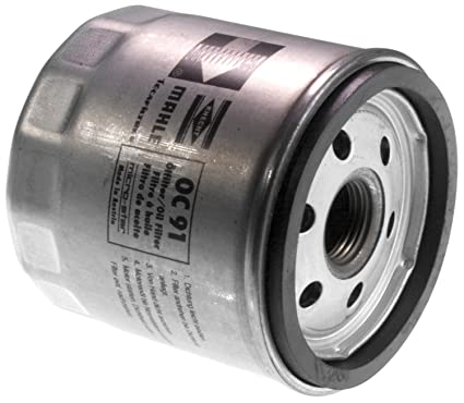 Knecht OC 91D filtro de aceite