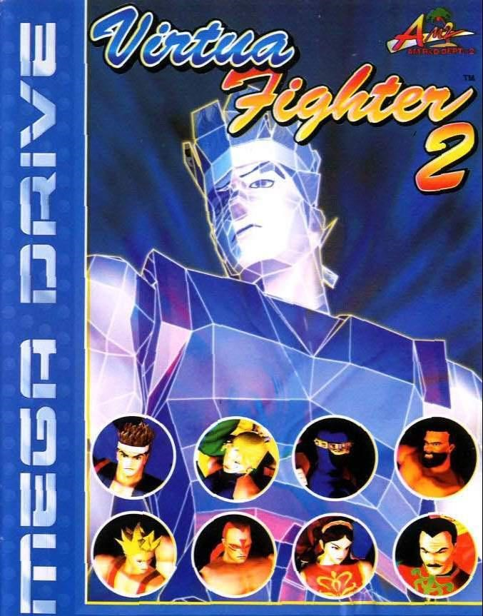 c2d15bf2c535d Virtua Fighter 2 [Online Game Code]