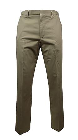 153f5d6e16ba Banana Republic Mens Non-Iron Slim-Fit Khaki Dress Pant at Amazon ...