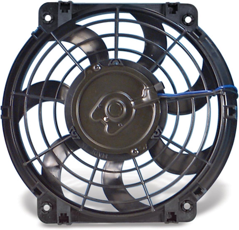 "Flex-a-lite 390 S-Blade Black 10"" Electric Fan"