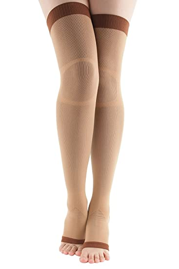 b82e126b50 Amazon.com: MD Women's Overnight Sleep Wearing Slimming Compression ...
