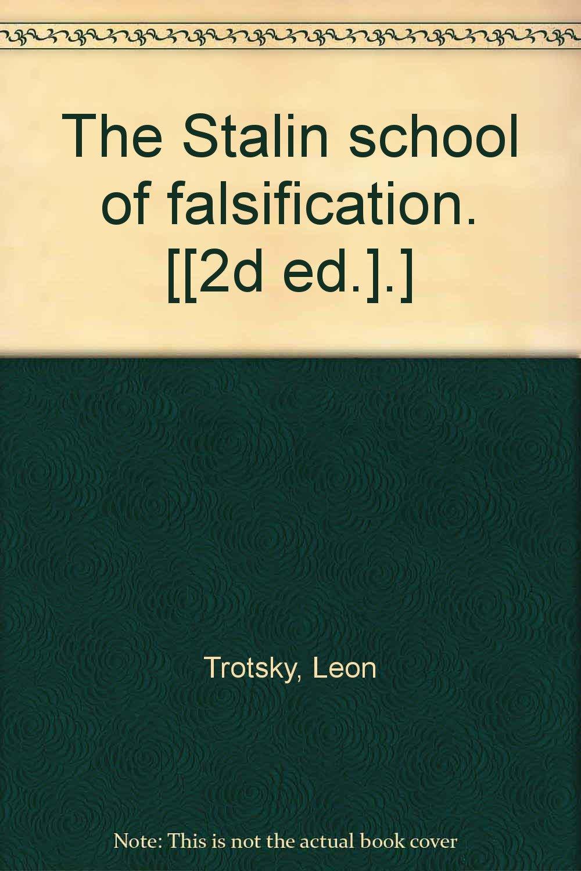 The Stalin school of falsification. [[2d ed.].]: Amazon.es ...