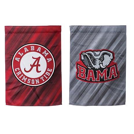 Alabama Double Sided Sub Suede Garden Flag
