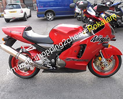 Para Kawasaki Ninja ZX12R 00 01 ZX 12R Juego de chupetes de ...