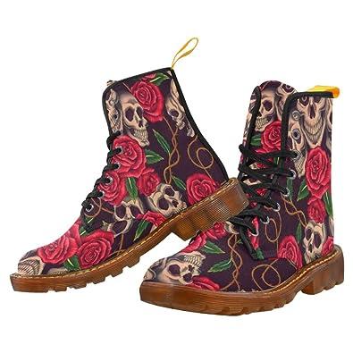 Women's Boots Unique Designed Comfort Lace Up Boots