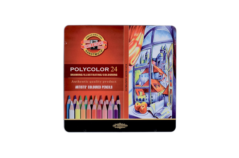 KOH-I-NOOR PolyFarbe Künstler-Farbstifte (72 Stück) Stück) Stück) B007NIPEEO | Kaufen Sie beruhigt und glücklich spielen  c523e3