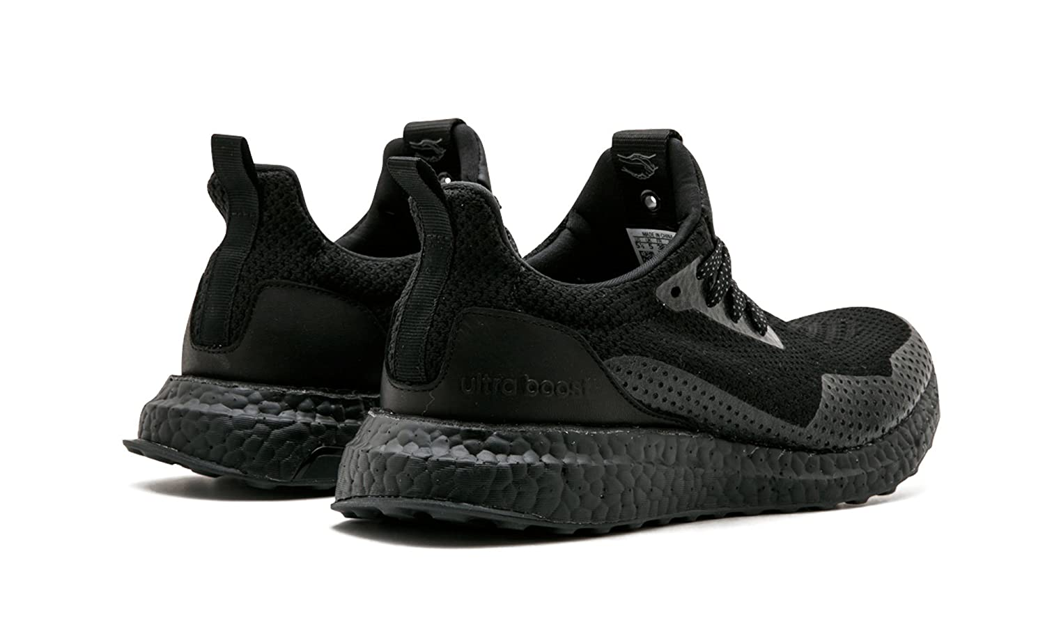 92e48c0c580fb adidas Mens Ultraboost Uncaged Haven Black Fabric  Amazon.co.uk  Shoes    Bags