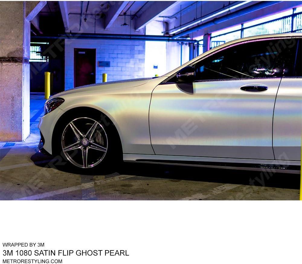3M 1080 Series SATIN FLIP GHOST PEARL Vinyl Vehicle Car Wrap Film Roll SP280