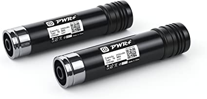 Shentec 2-Pack3.5Ah 3.6V Replacement Battery Compatible with Black /& Decker Versapak Vp100 Vp105 Vp110 Vp142 Vp143 Sears-Craftsman Pivot180 PLR36NC S100 S110 151995-03 387854-00 383900-03 Ni-MH