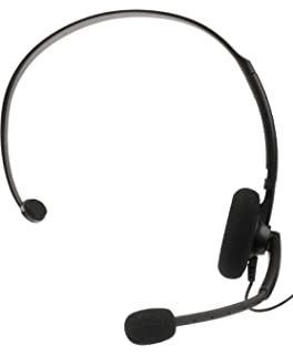 Xbox 360 - Wireless Headset Black: Amazon.de: Games
