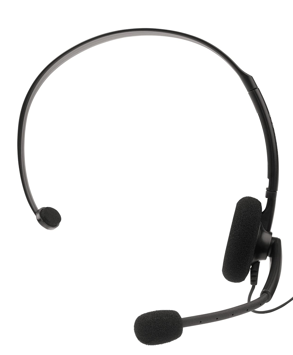 Elite Official Wired Headset Black XBOX 360: Amazon.co.uk: PC ...