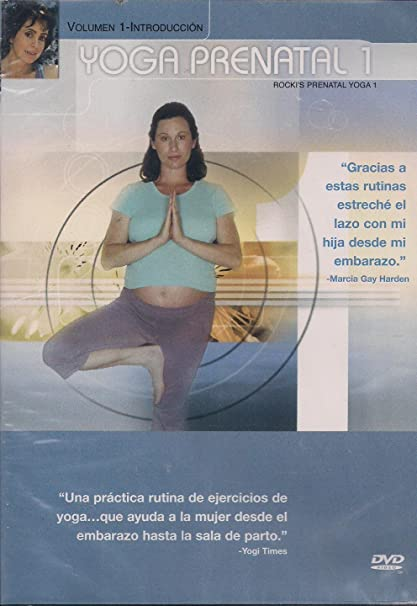 Amazon.com: YOGA PRENATAL VOL.1 (ROCKIS PRENATAL YOGA 1 ...