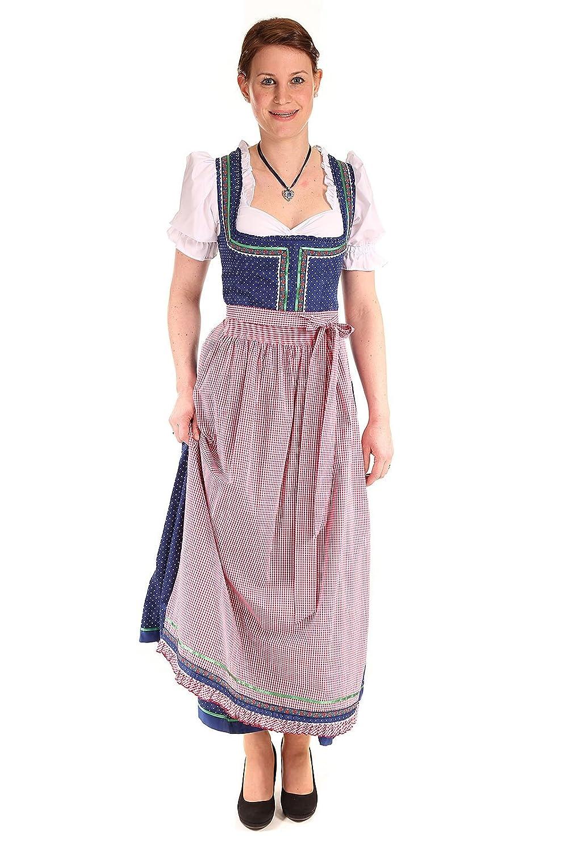Turi Landhausmode Damen Dirndl lang D511088 Laura neu 1402