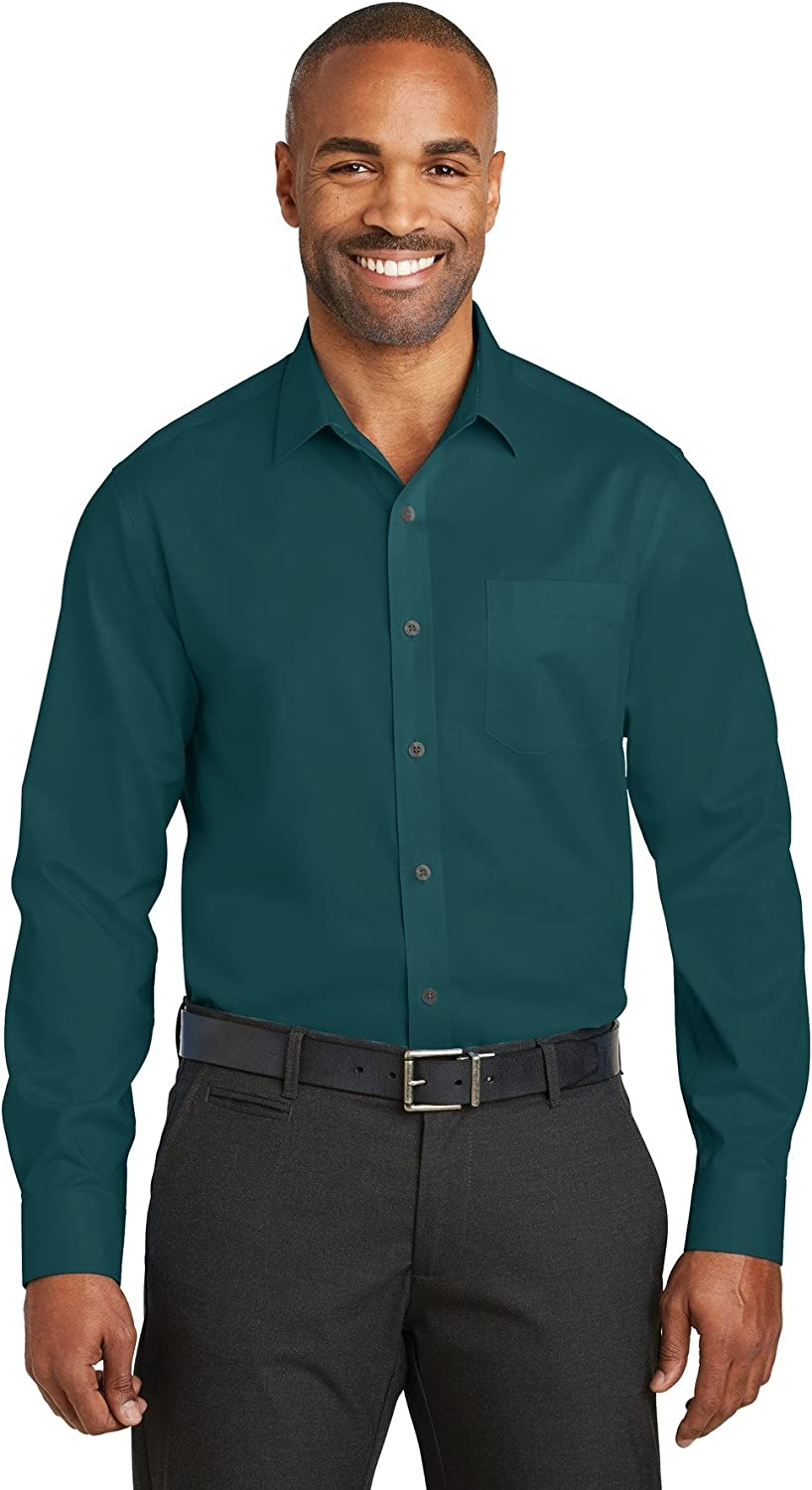 Red House Slim Fit Non-Iron Twill Shirt-RH80-M
