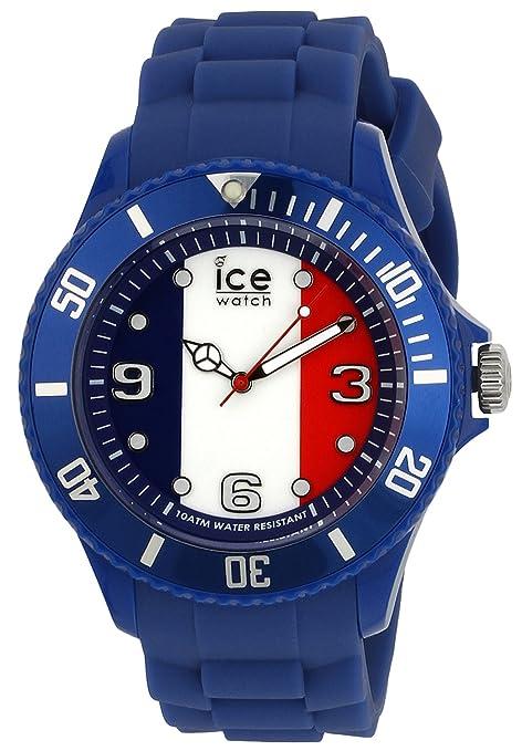 Ice Watch World Frankreich Größe Big Herren Uhr WO.FR.B.S