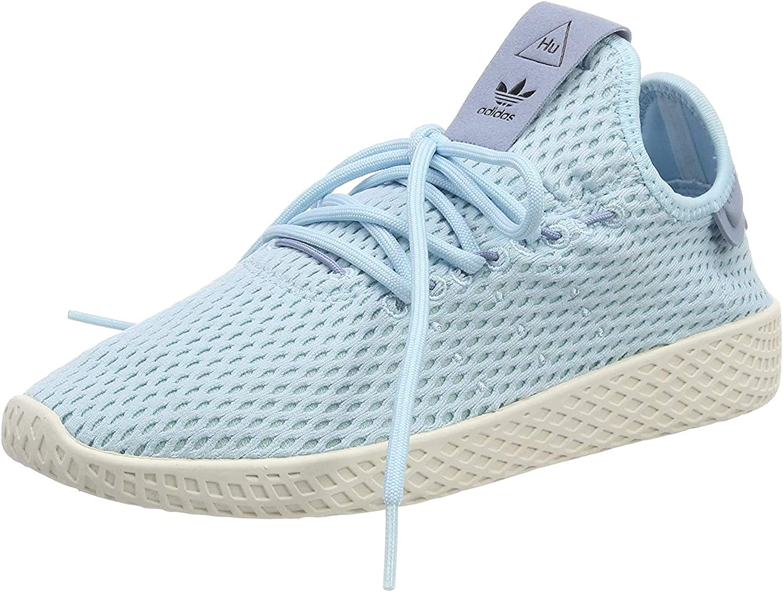 Adidas - Pw Tennis Hu - Basket - Femme Bleu Azuhie Azutac