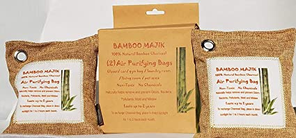Review Bamboo Majik (2 Charcoal