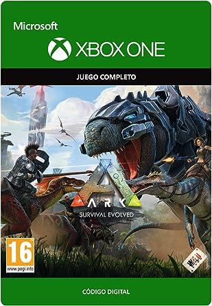 ARK: Survival Evolved Standard | Xbox One - Código de descarga ...
